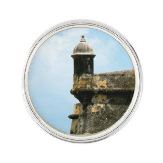 Garita del Morro, Puerto Rico Pin