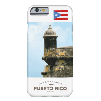 Garita Puerto Rico Flag Barely There iPhone 6 Case