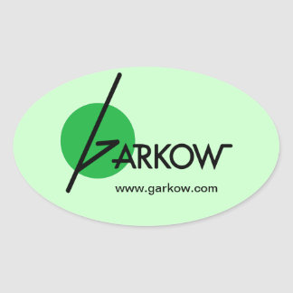 Garkow Sticker (Oval)