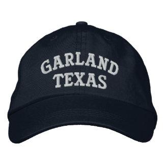 Garland Embroidered Baseball Cap