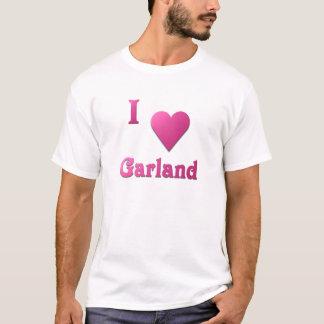 Garland -- Hot Pink T-Shirt