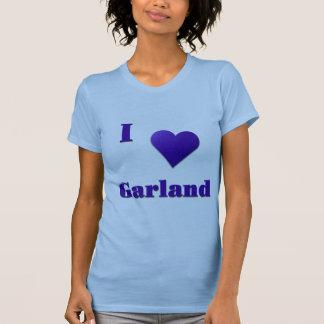 Garland -- Midnight Blue T-shirt
