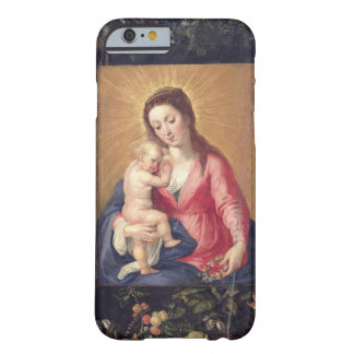 Garland of Fruit and Flowers with Virgin and Child Barely There iPhone 6 Case