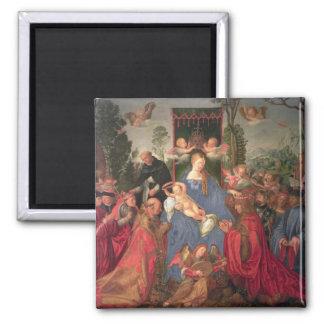 Garland of Roses Altarpiece, 1600 Magnet