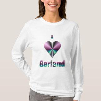 Garland -- Purple & Turquoise T-Shirt