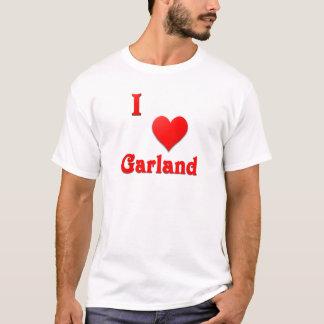 Garland -- Red T-Shirt