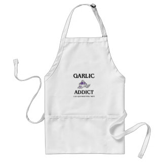 Garlic Addict Apron