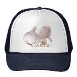 Garlic and Garlic Clove Trucker Hat