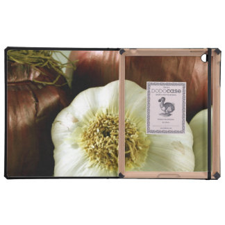 Garlic and Onions iPad Cases
