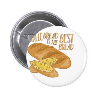 Garlic Bread Button