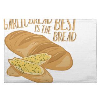 Garlic Bread Placemat