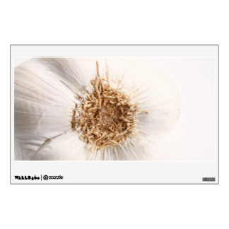 Garlic bulb room stickers