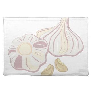 Garlic Bulbs Placemat
