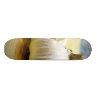 Garlic Cloves Still Life Skate Board Decks