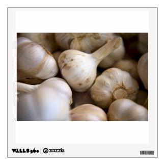 Garlic Harvest Wall Graphic