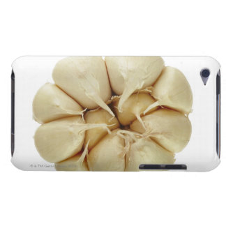 Garlic  isolated on white background, DFF image, iPod Touch Case-Mate Case