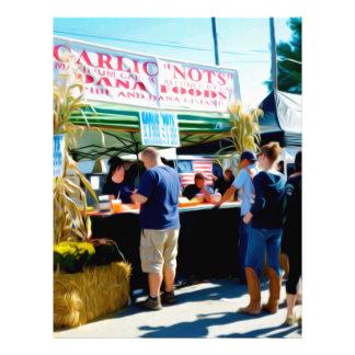 Garlic Nots Letterhead