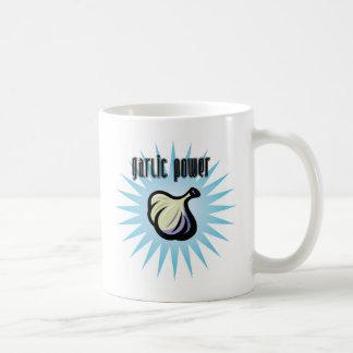 Garlic Power Coffee Mug