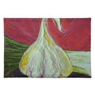 Garlic & Scallion Placemat