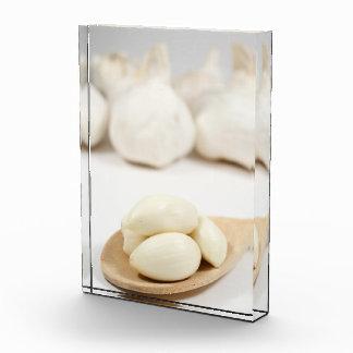 Garlic still life award