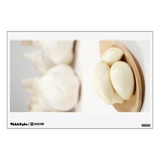 Garlic still life room graphics