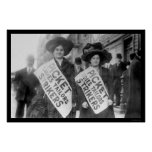 Garment Workers Strike, New York City 1910 Posters