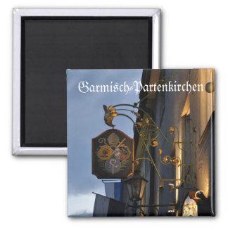 Garmisch Partenkirchen magnet Refrigerator Magnets