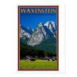Garmisch - Waxenstein Post Card