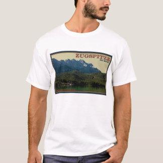 Garmisch - Zugspitze above the Eibsee T-Shirt