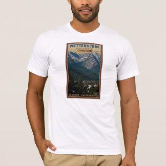 Garmisch - Zugspitze above Town T-Shirt