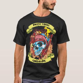 Garms Ink Inkfectious Skull T-Shirt