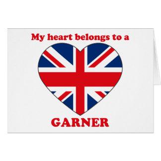 Garner Greeting Card