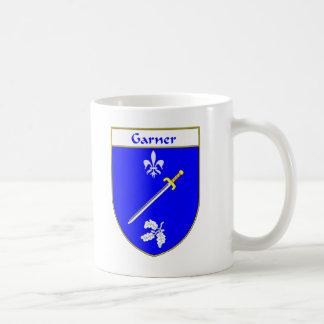 Garner Coat of Arms/Family Crest Coffee Mug