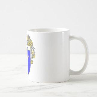 Garner Coat of Arms (Mantled) Coffee Mug