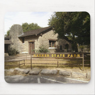 Garner State Park, Texas Mouse Pad