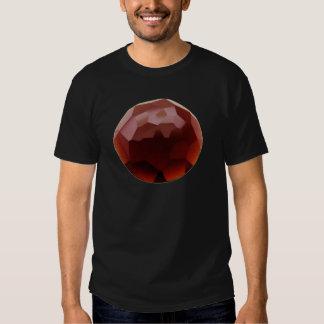 Garnet 01, January, Birthstone T-shirt