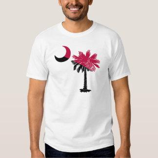 Garnet and Black Palmetto T-shirt