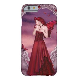 Garnet Birthstone Fairy iPhone 6 Case
