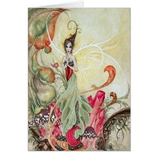 Garnet Faery Cards