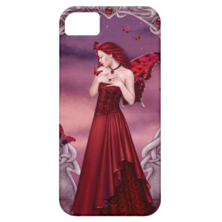 Garnet Fairy iPhone 5 Case-Mate Barely There™ iPhone SE/5/5s Case