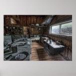 Garnet Ghost Town Hotel Kitchen - Montana Posters