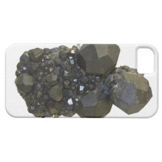 Garnet in Natural Form iPhone SE/5/5s Case