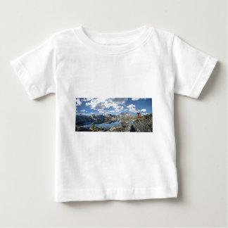 Garnet Lake and Banner Peak - John Muir Trail Baby T-Shirt