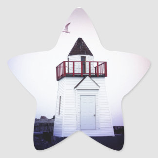 Garnish Lighthouse Star Sticker