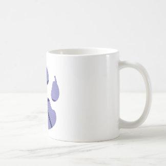 Garra azul taza de café