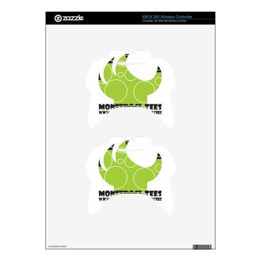 Garra de las Monstroci-Camisetas Mando Xbox 360 Skin