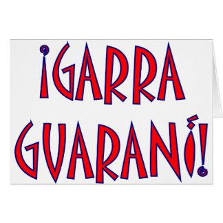 GARRA  GUARANÍ GREETING CARDS