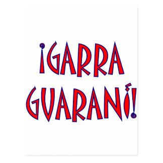 GARRA  GUARANÍ POSTCARD