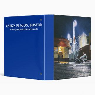 """Garrafa Boston de Cask'N Carpeta 1"""""""