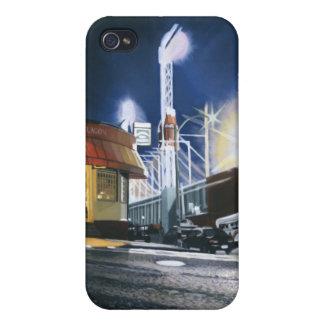 GARRAFA del CASK'N de Boston iPhone 4/4S Funda